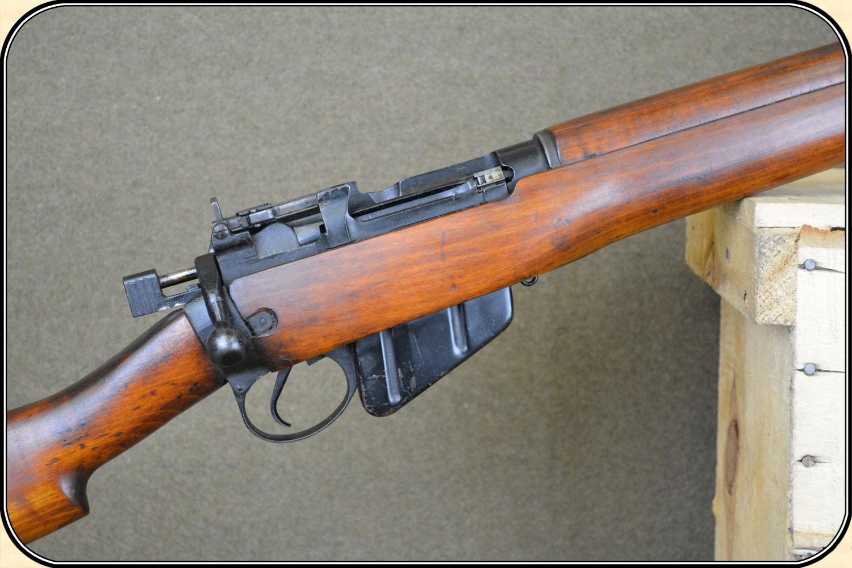 z Sold ~ British Enfield Rifle.303 BR