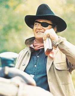 John Wayne Coat